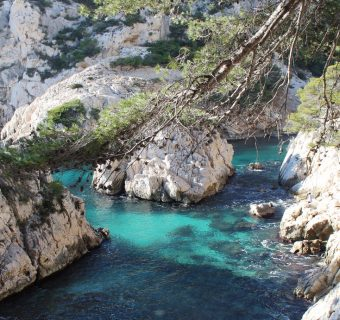 The most beautiful Marseille's Calanques